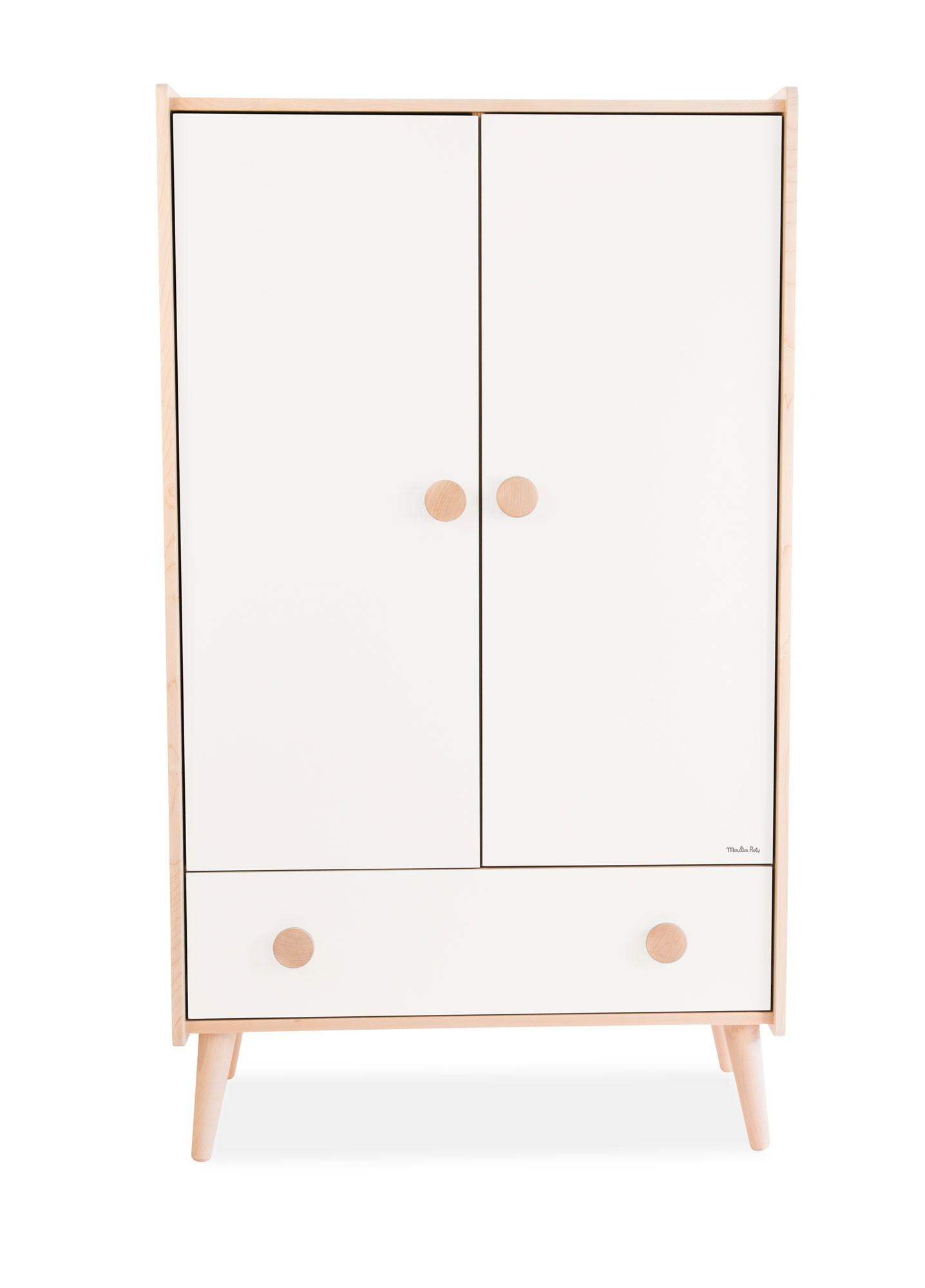 armoire bois massif. Black Bedroom Furniture Sets. Home Design Ideas